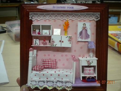 儿童手工小制作纸房子图片